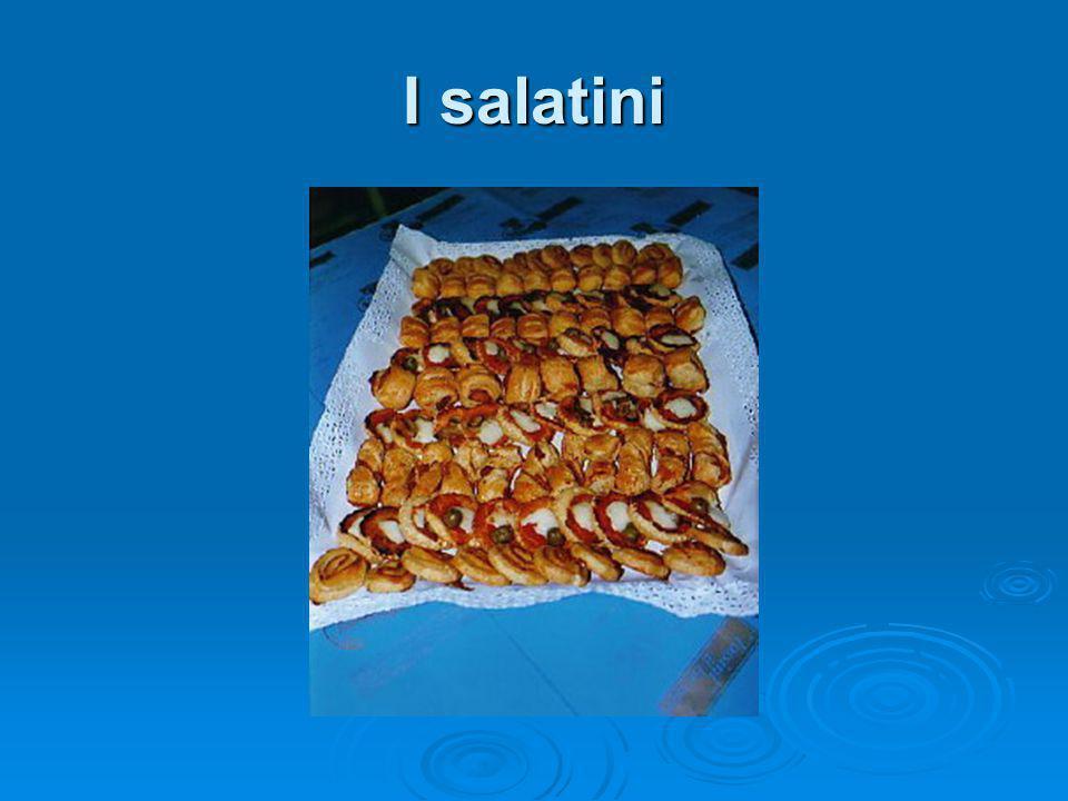 I salatini