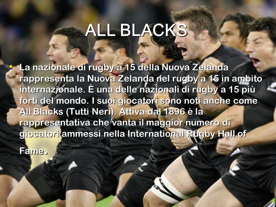 ALL BLACKS