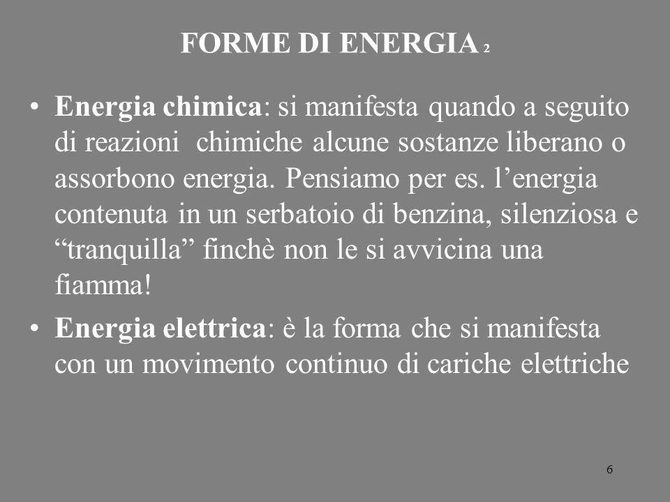 FORME DI ENERGIA 2