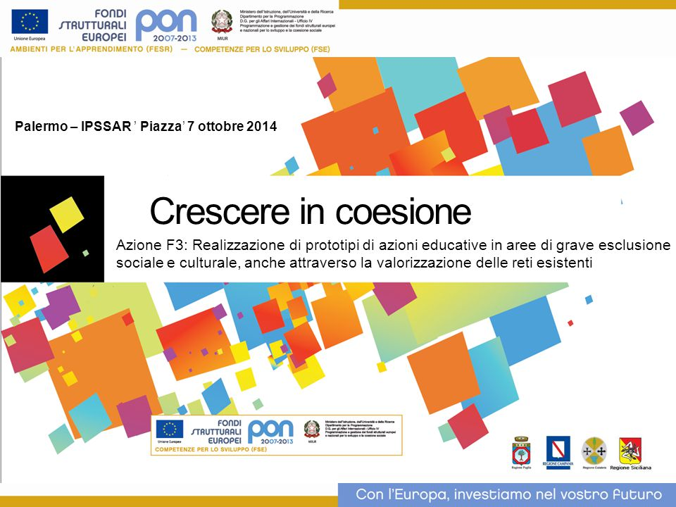 Palermo – IPSSAR ' Piazza' 7 ottobre 2014