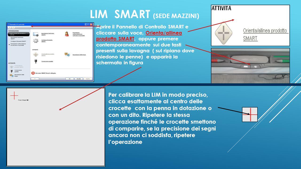 LIM SMART (SEDE Mazzini)