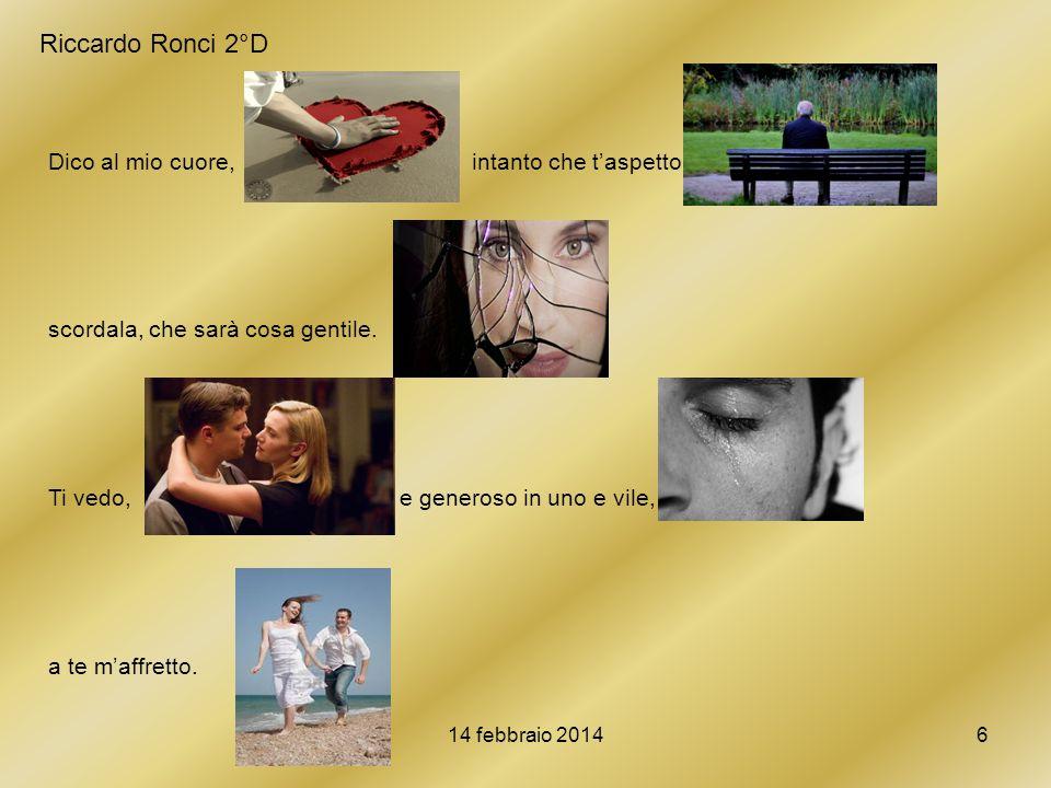 Riccardo Ronci 2°D