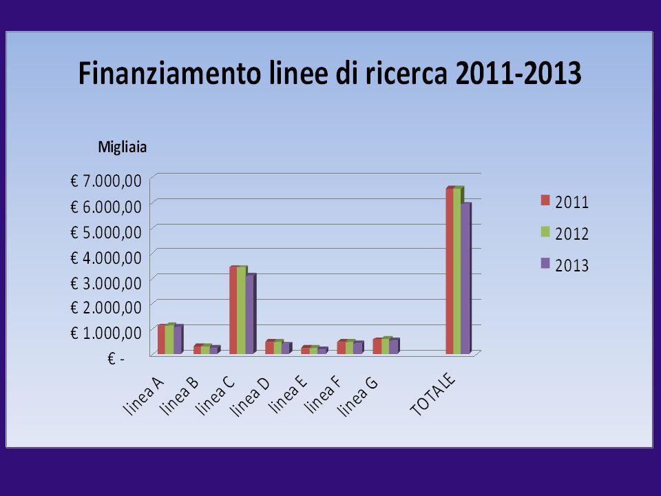 2011 2012 2013 linea A € 1.100.000,00 € 1.108.500,00 € 1.073.099,58.