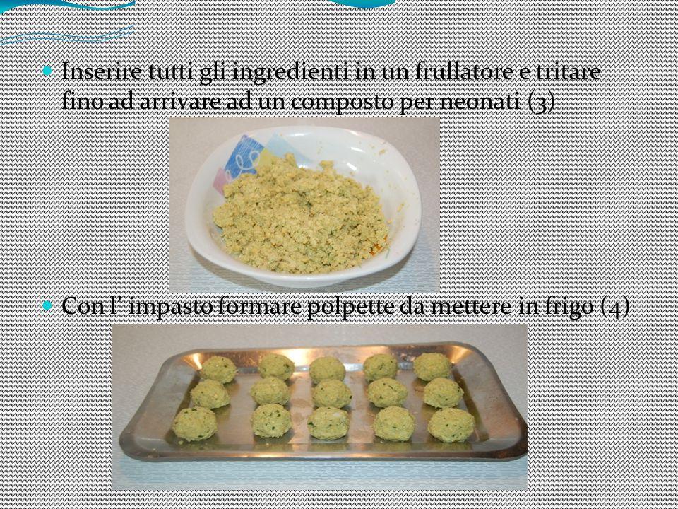 Inserire tutti gli ingredienti in un frullatore e tritare fino ad arrivare ad un composto per neonati (3)