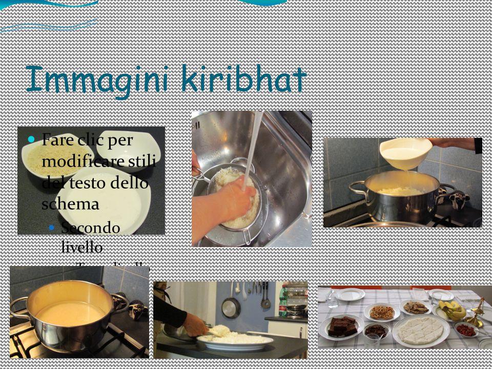 Immagini kiribhat Fare clic per modificare stili del testo dello schema. Secondo livello. Terzo livello.
