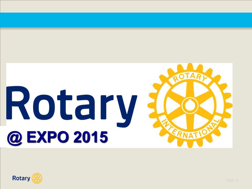 @ EXPO 2015