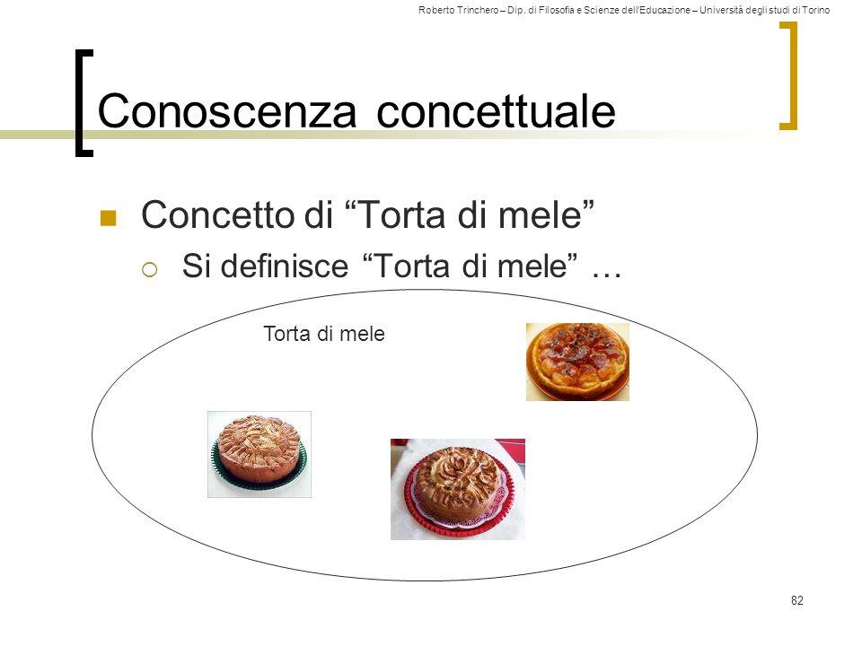 Conoscenza concettuale