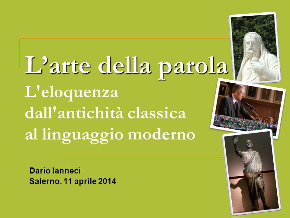 Dario Ianneci Salerno, 11 aprile 2014