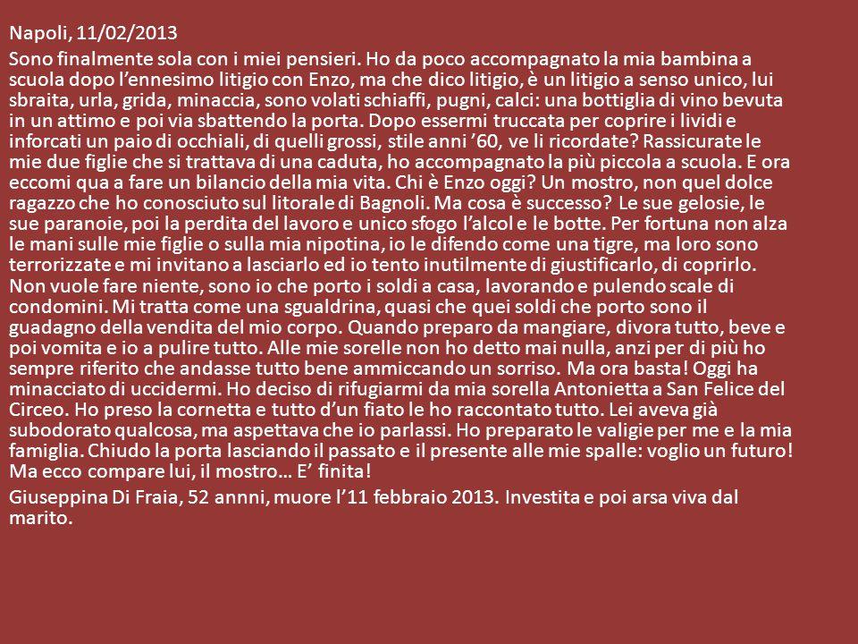 Napoli, 11/02/2013