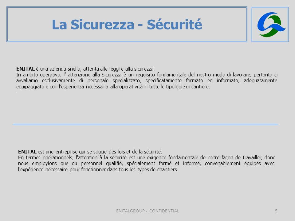 La Sicurezza - Sécurité