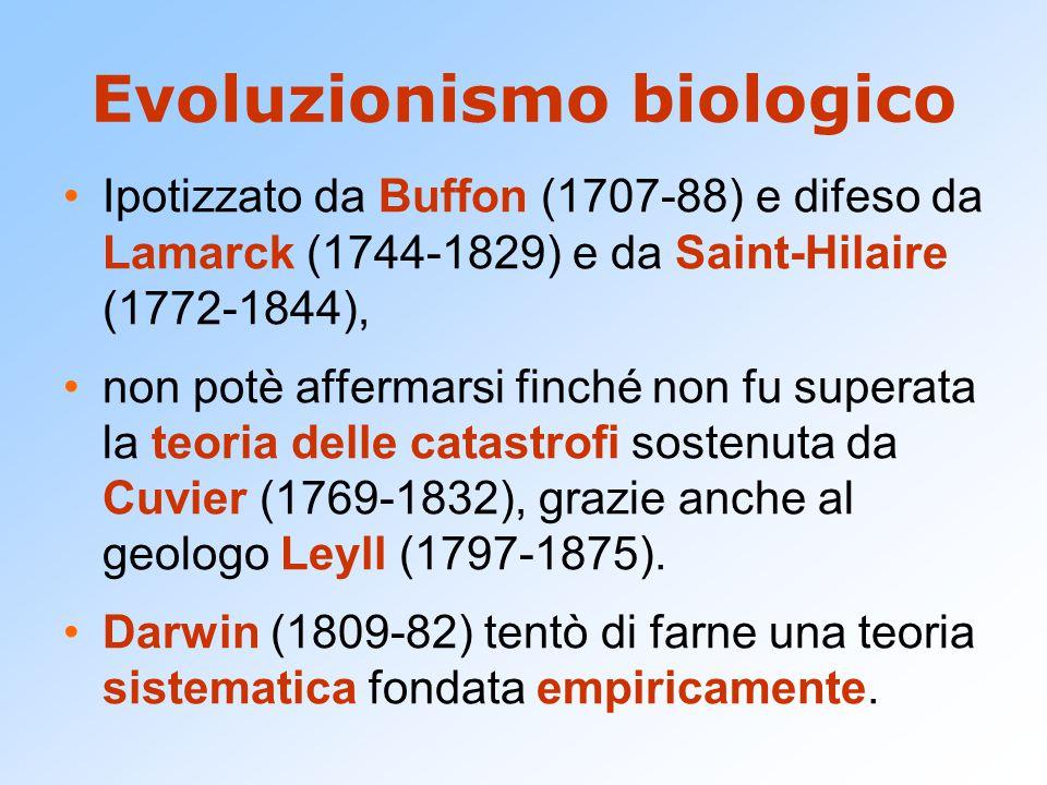 Evoluzionismo biologico