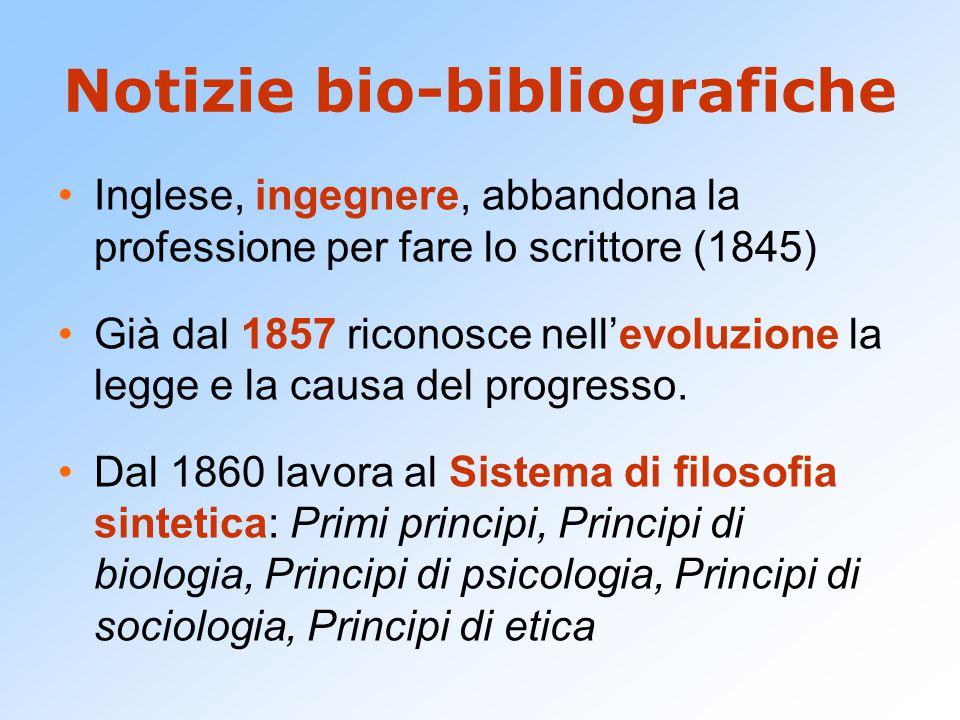 Notizie bio-bibliografiche