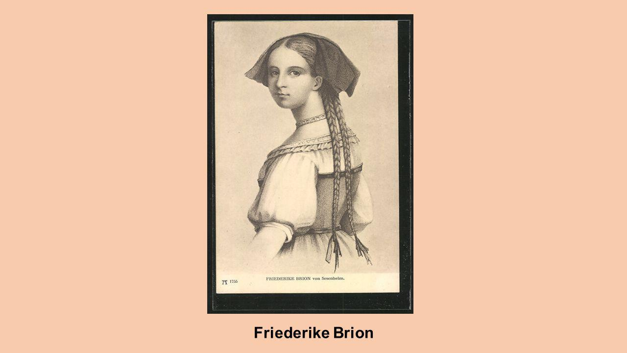 Friederike Brion