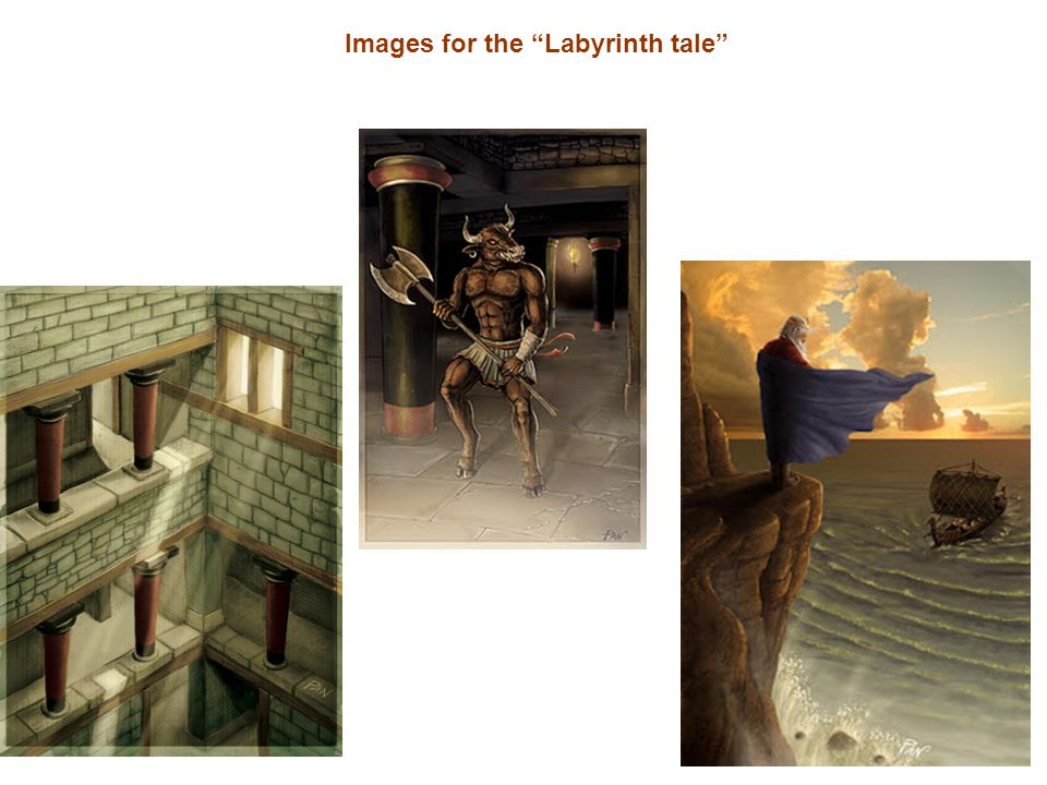 Images for the Labyrinth tale