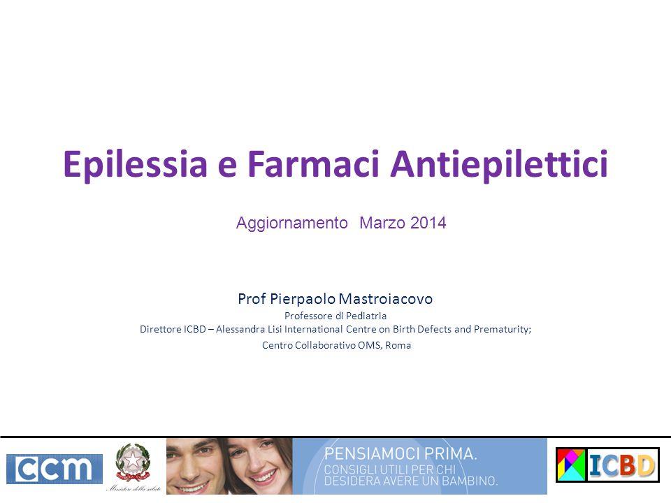 Epilessia e Farmaci Antiepilettici