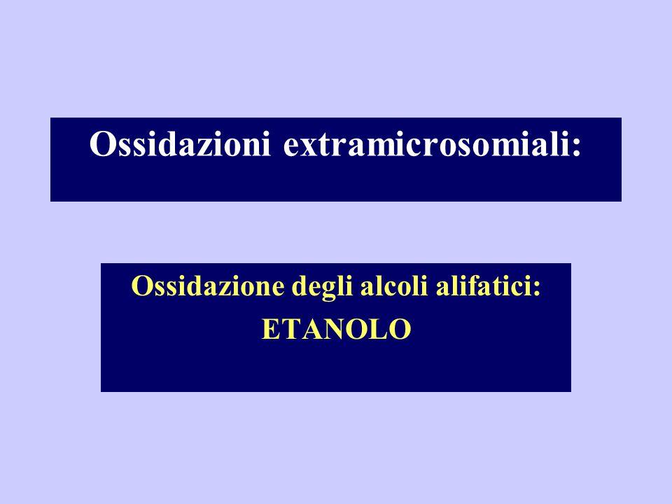 Ossidazioni extramicrosomiali: