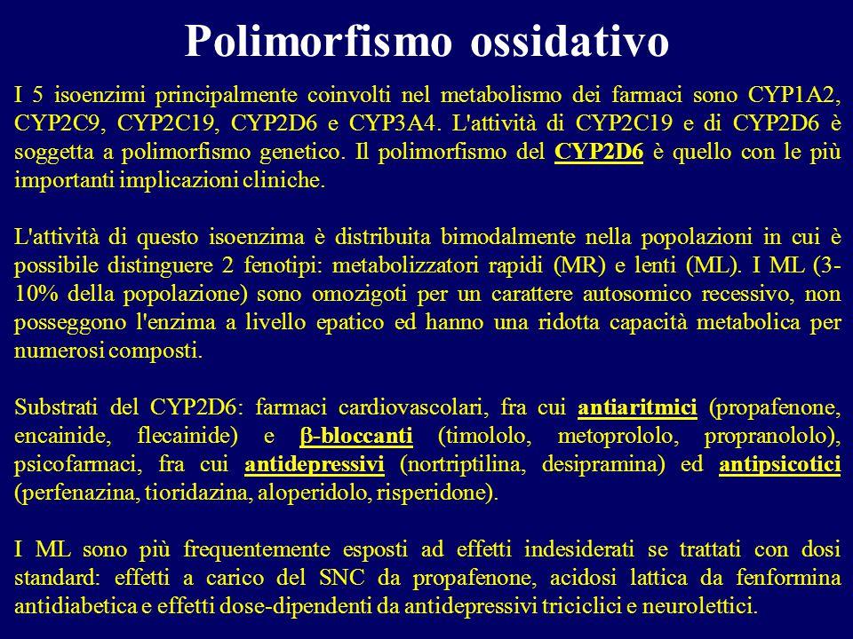 Polimorfismo ossidativo