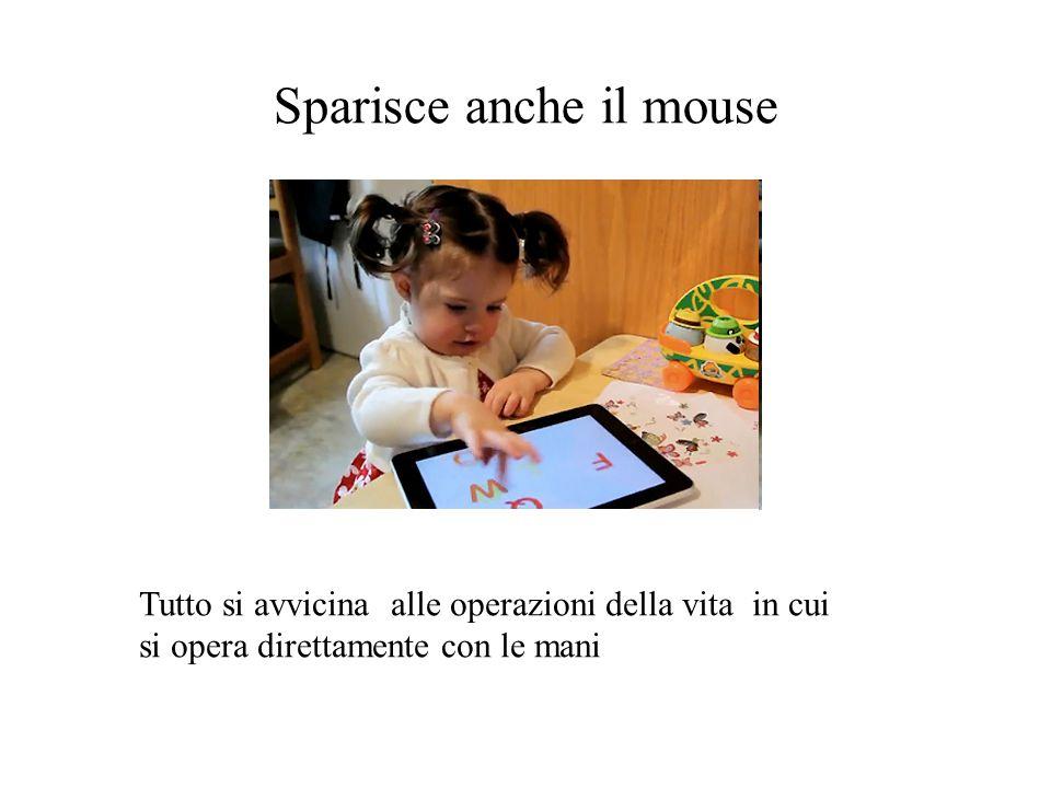Sparisce anche il mouse