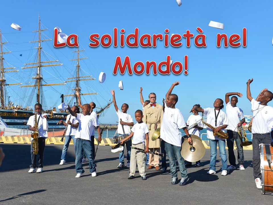 La solidarietà nel Mondo!