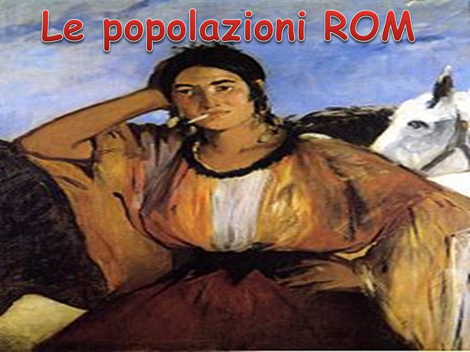 Le popolazioni ROM