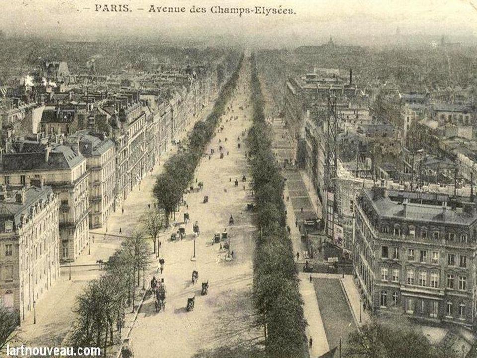 - Avenue des Champes-Elysées