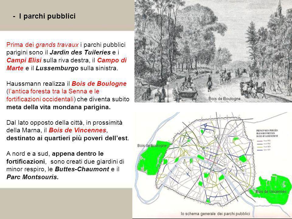 - I parchi pubblici