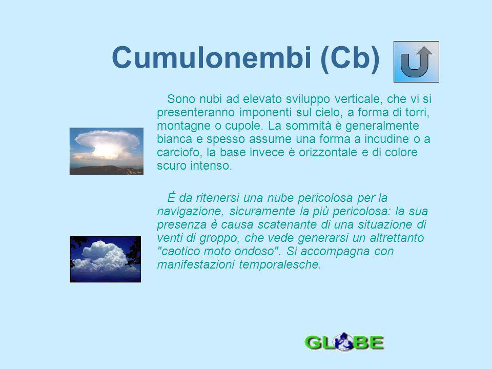 Cumulonembi (Cb)