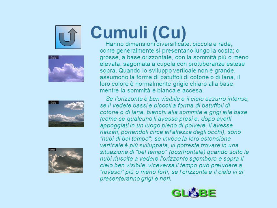 Cumuli (Cu)