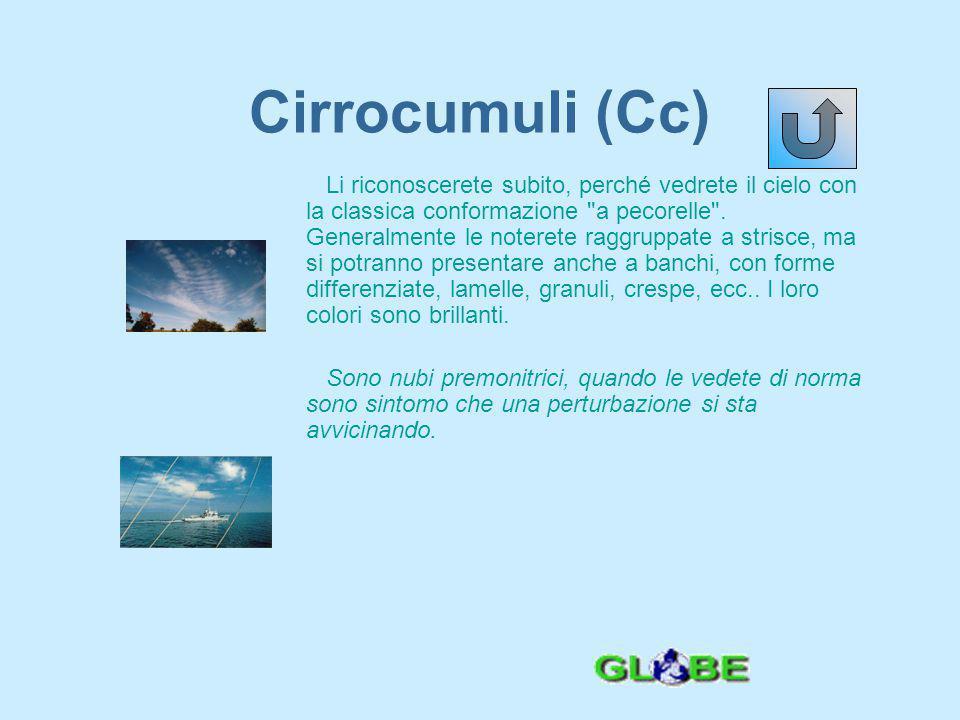 Cirrocumuli (Cc)