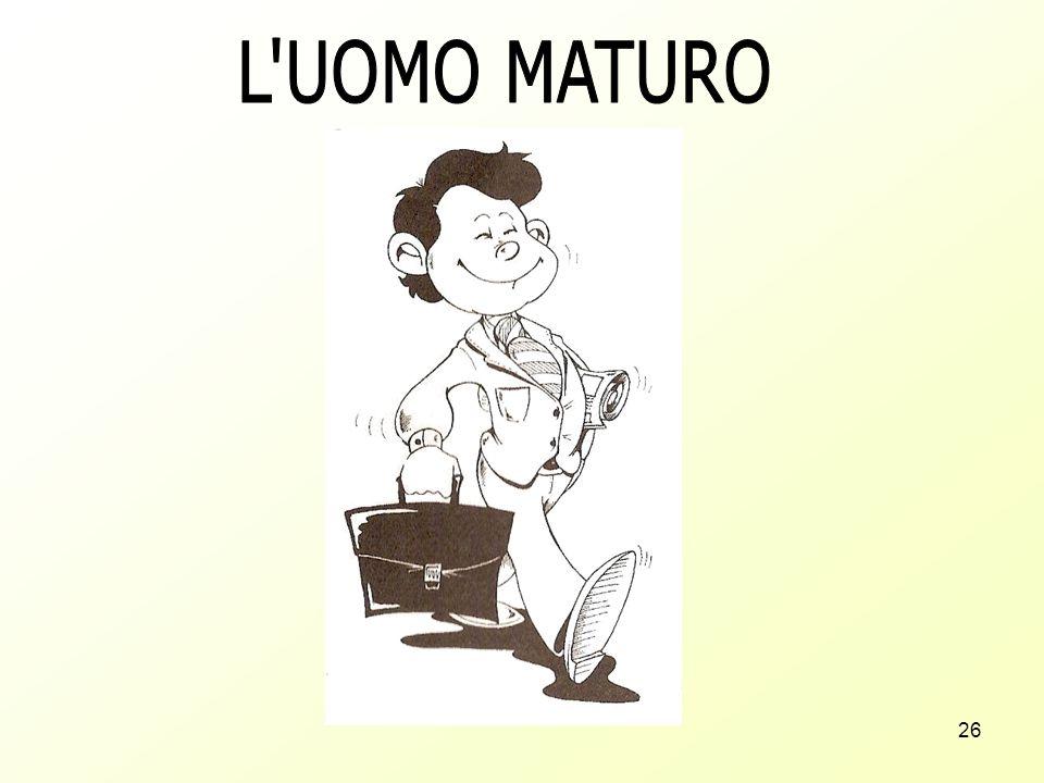 L UOMO MATURO