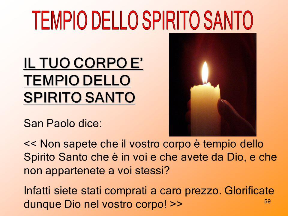 TEMPIO DELLO SPIRITO SANTO