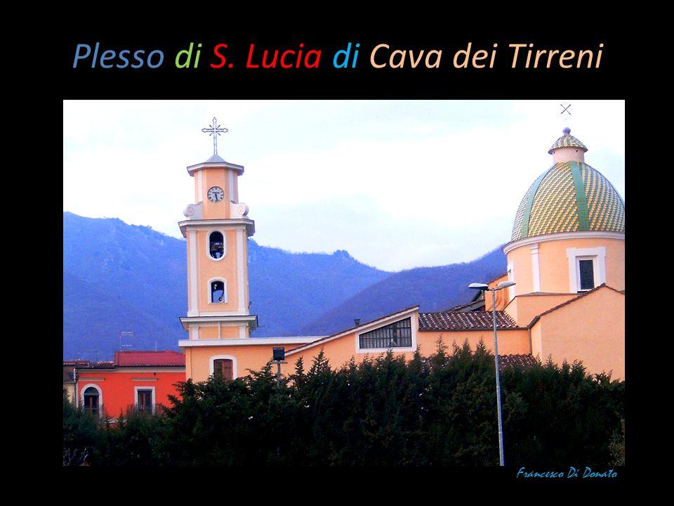 Plesso di S. Lucia di Cava dei Tirreni