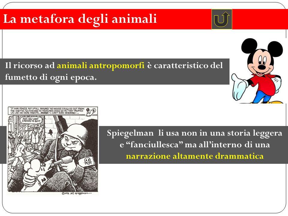 La metafora degli animali