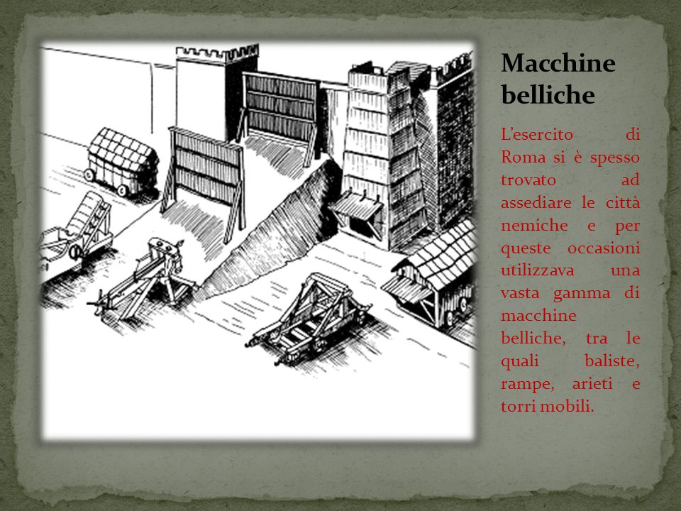 Macchine belliche