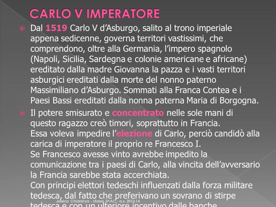 CARLO V IMPERATORE
