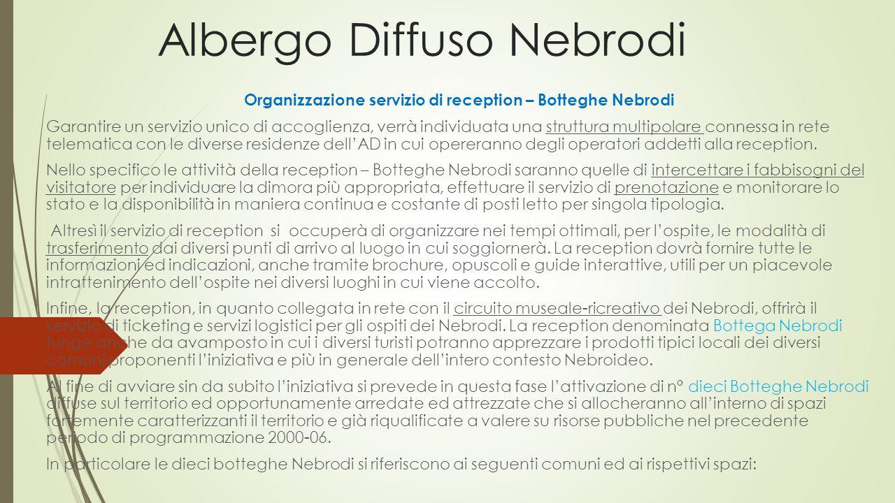 Albergo Diffuso Nebrodi
