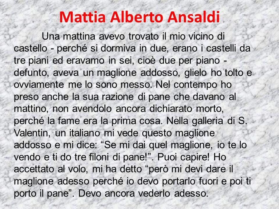 Mattia Alberto Ansaldi