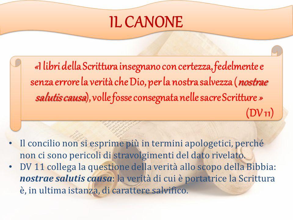 IL CANONE