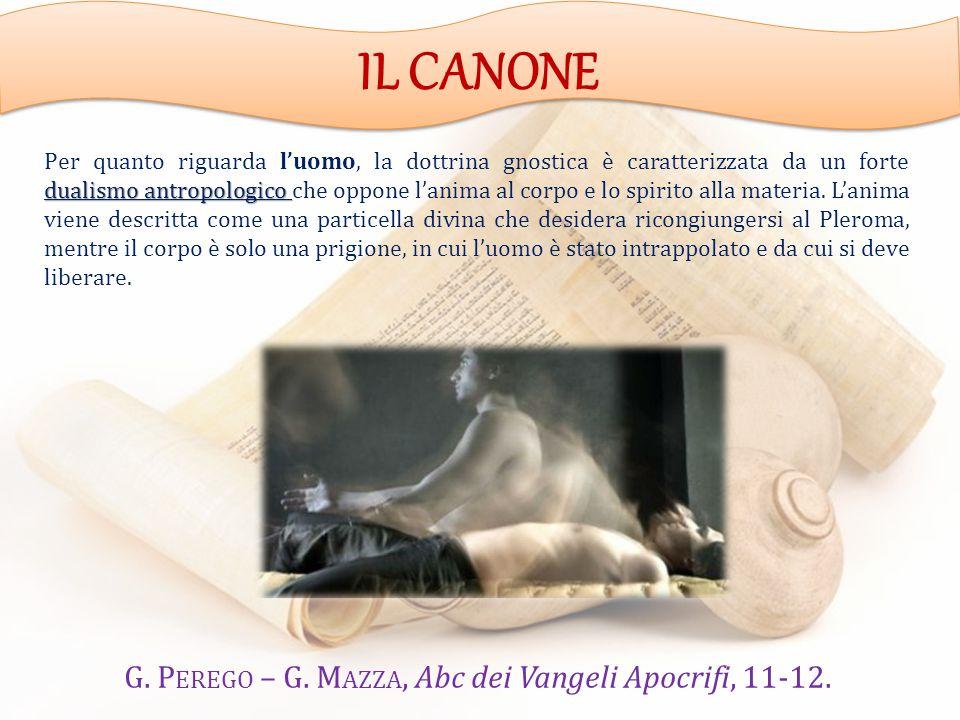 G. Perego – G. Mazza, Abc dei Vangeli Apocrifi, 11-12.
