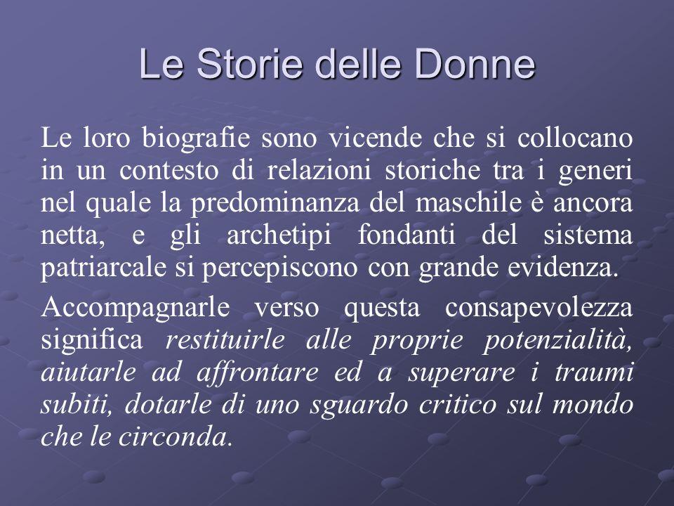 Le Storie delle Donne