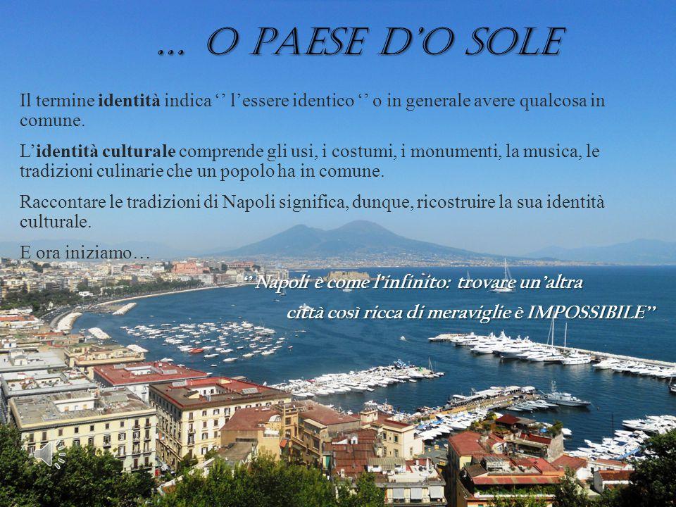 … O PAESE D'O SOLE