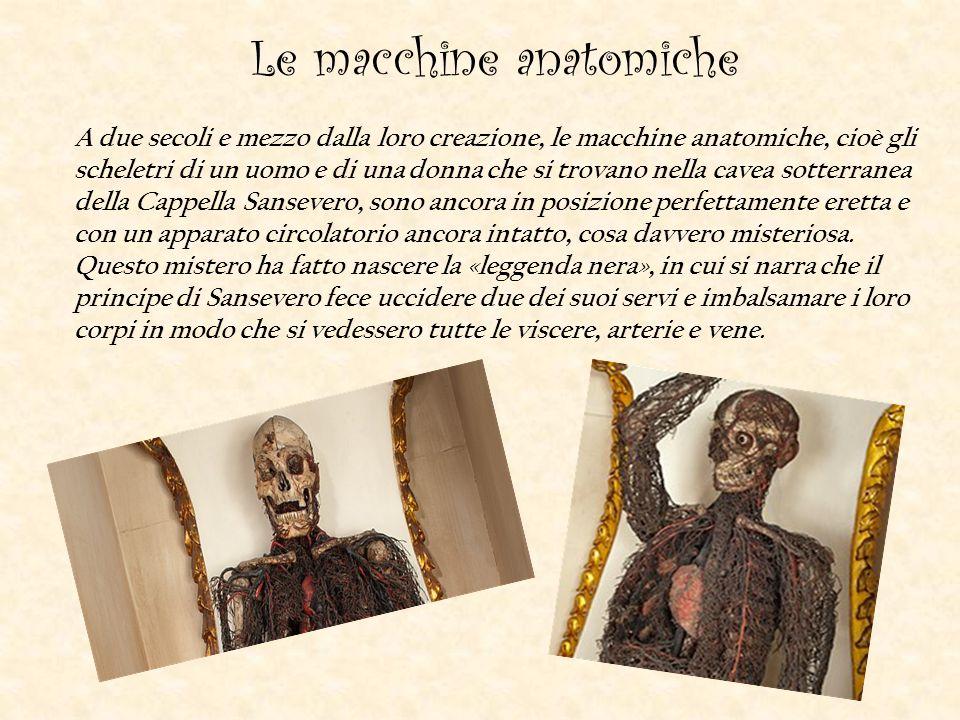 Le macchine anatomiche