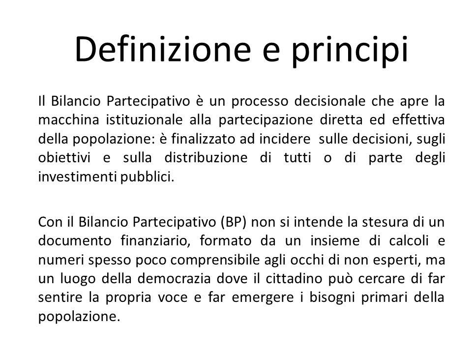 Definizione e principi