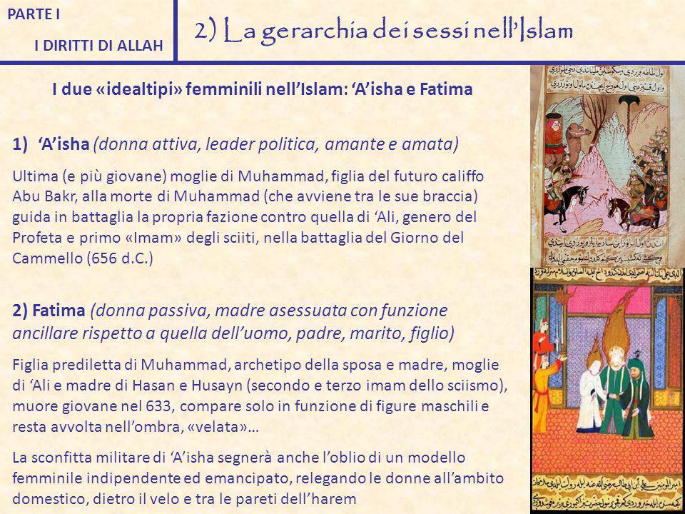 I due «idealtipi» femminili nell'Islam: 'A'isha e Fatima