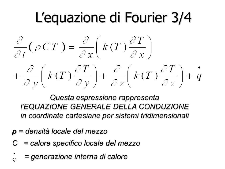 L'equazione di Fourier 3/4