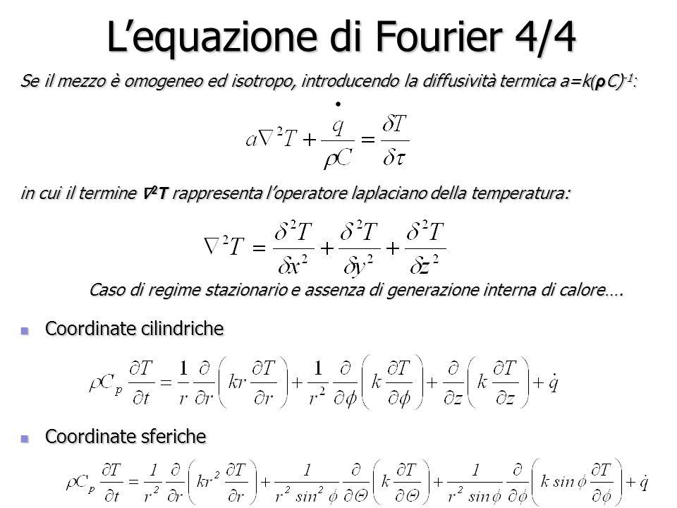L'equazione di Fourier 4/4