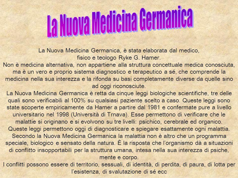 La Nuova Medicina Germanica