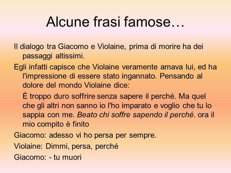 Alcune frasi famose…