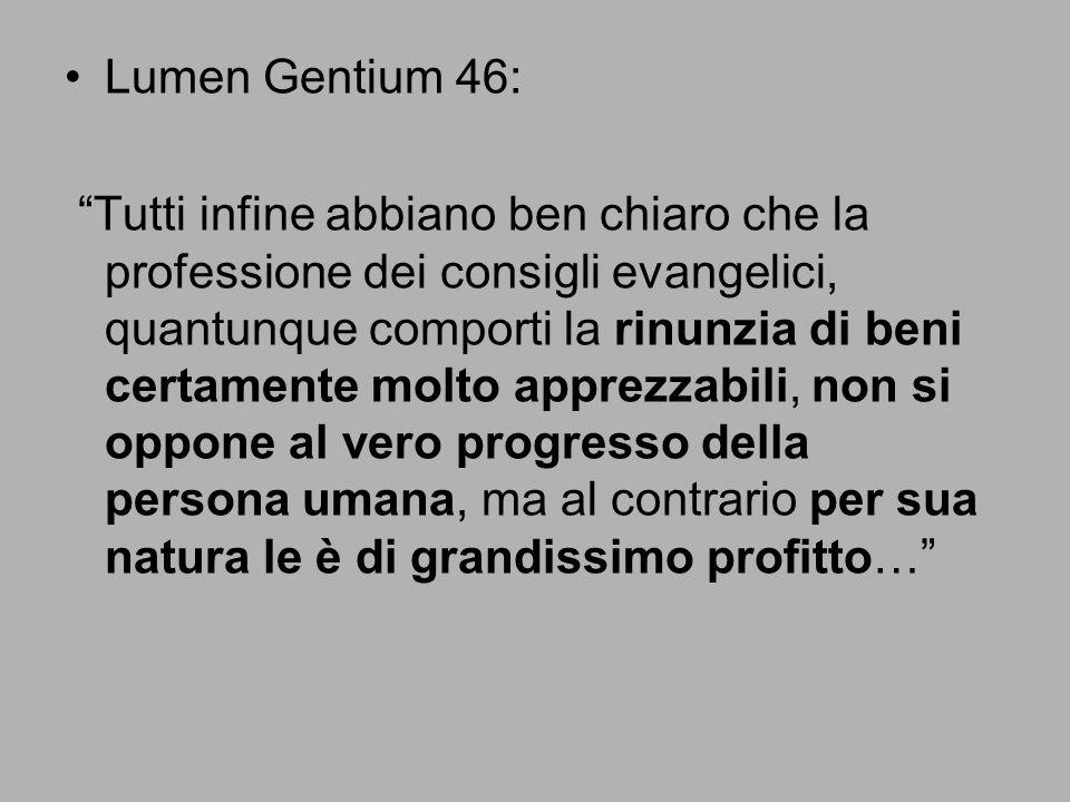 Lumen Gentium 46: