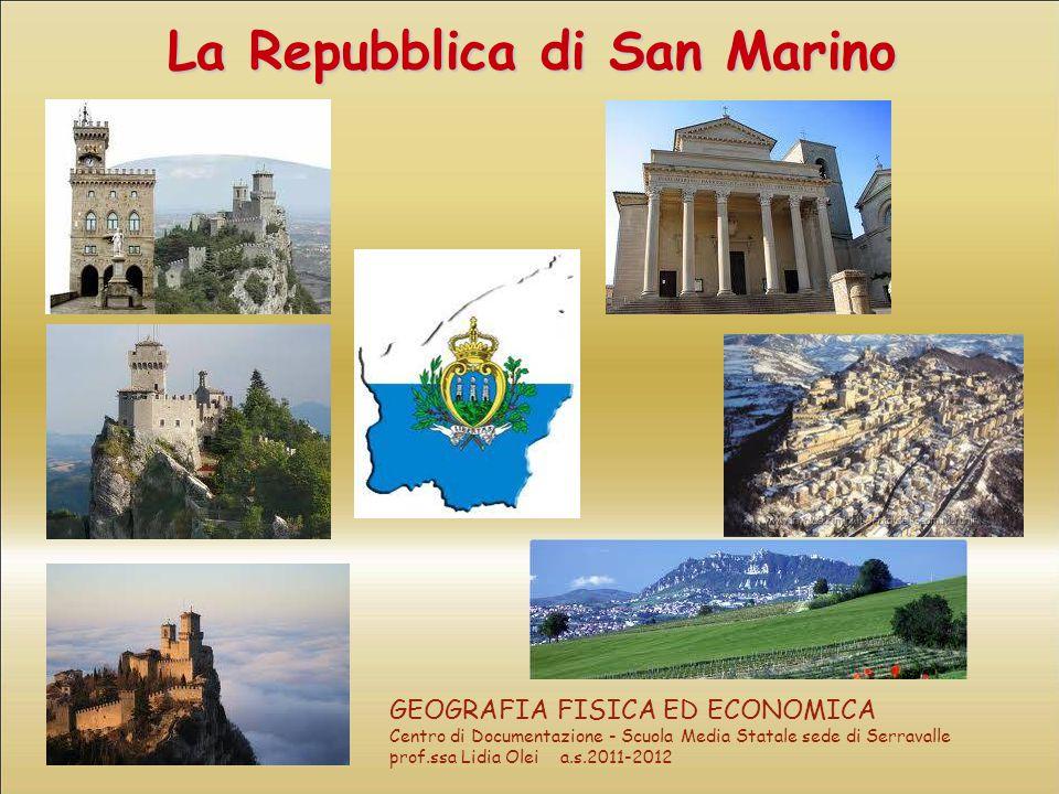 La Repubblica di San Marino